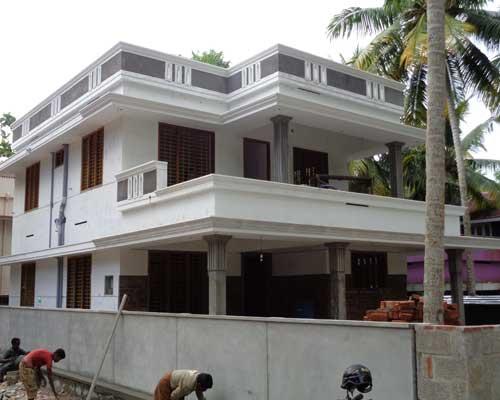 4 BHK New House for Sale near Technopark Trivandrum Kerala