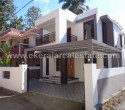 Contemporary Style New House for Sale at Kudappanakunnu Trivandrum Kerala1
