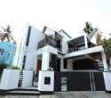 Contemporary Designed 4 BHK New House for Sale at Ambalamukku Trivandrum Kerala1