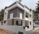 Newly Built ​3 BHK House for Sale at Kudappanakunnu Trivandrum Kerala1