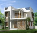 Brand New Villas for Sale near Nedumangad Town Trivandrum Kerala00