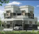 3 BHK New Villas for sale at Chanthavila kazhakuttom Trivandrum Kerala0
