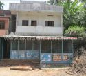 Main Road Frontage House with Shop for sale at Kadakkavoor Trivandrum Kerala1