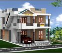 Ready to Occupy Independent Villas for Sale near Technopark Trivandrum Kerala00
