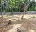 13 Cents Residential Land for sale at Thirumala Trivandrum Thirumala Real Estate